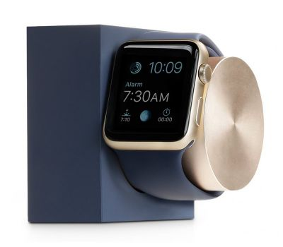 apple Native Union Dock for Apple Watch Midnight Blue/Gold (DOCK-AW-SL-MAR)